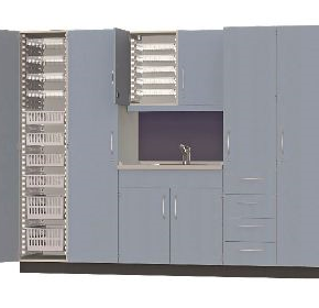 High Density Storage System | Hammerlit®
