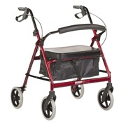 Bariatric Trolley Walker | Supa Mack MOLBL8248