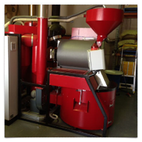 Industrial Coffee Roasters