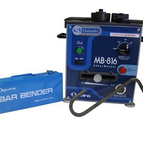 Portable Rebar Bender | MB-816