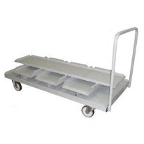 Bollard Trolley - Tente | Platform Trolleys