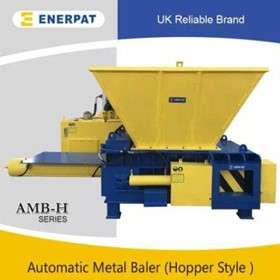 Commercial High Quality Aluminum Chips Scrap Metal Baler Machine
