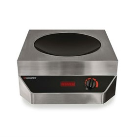 Countertop Induction Wok Cooker | CookTek MWG5000.400
