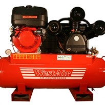 Westair | Diesel Air Compressors | COWD38120 - 37.6Cfm 120L