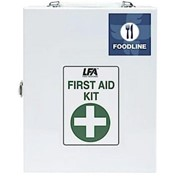 Food Service First Aid Kit | Foodline Metal Cabinet