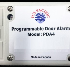 Door Alarms | PDA4