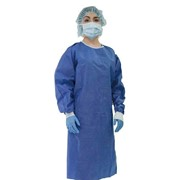 Hospital Gowns I SecurePlus Sterile Surgical Gown AAMI Level 2