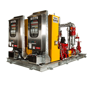Aline | Fire Fighting Pumps | Mining Industry