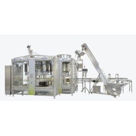 Liquid Filling Machine | Quatro Access