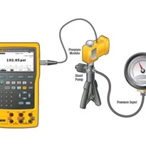 Verifying analog and digital pressure gauges