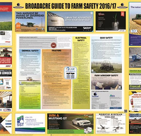 Broadacre Guide to Farm Safety 2016/17