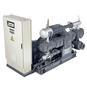 Reciprocating Piston Air Compressors | HX&HN-15