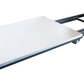 Turntable Pallet | King Roto-Picker