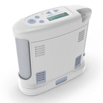 One Oxygen Concentrator with 8 Cell Battery - One G3 HF