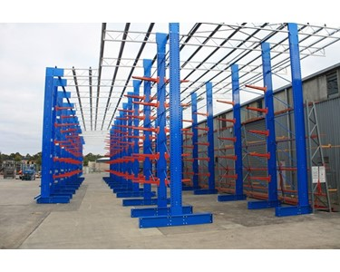 Rack Clad Warehouse