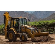 Backhoe Loaders 428