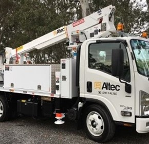 Altec | Elevated Work Platforms | AT30G