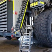 Work Platforms, Stairs and Access Solutions