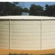 NTM Aquaplate Steel Round Tanks for Commercial-Industrial-Mining