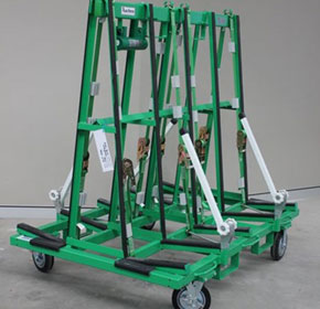 Light Duty Factory Trolley | SLF-1630 Model
