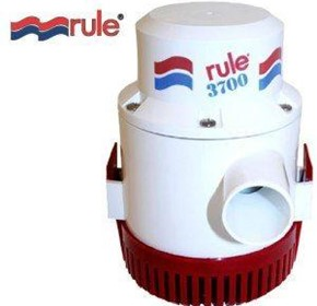 Bilge Electric  Pump | Rule 3700