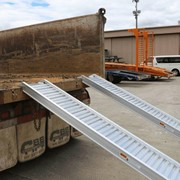 Aluminium Loading Ramps | 1.8-Tonne 3.2m x 380mm