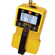 One to Six Gas Portable Monitor with PID | Eagle 2