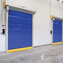 High-Speed Roller Access Doors Movichill - Freezer Rooms