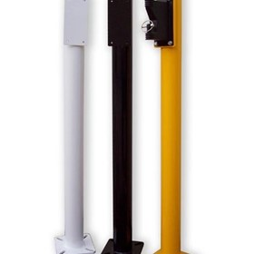 Safety Bollards and Brackets for RC3000 Barrier Reels