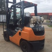 LPG Counterbalance Forklifts | 8FG25