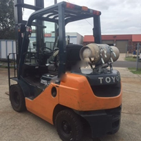 Toyota | LPG Counterbalance Forklifts | 8FG25