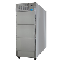 Mortuary Freezer 3 Door | Nuline NMF3