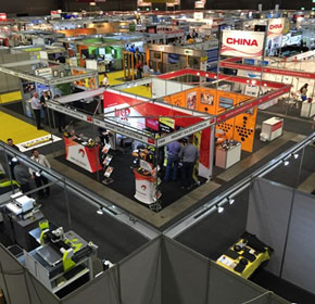 National Manufacturing Week 2016 - Our first major tradeshow!