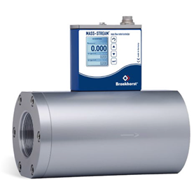 Gas Mass Flow Meters and Controllers - MASS-STREAM