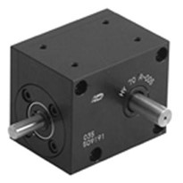 Hypoid Gearboxes