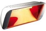 Infra-Red Heater for Hospitality Venues | Heliosa® Amber Light