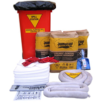 Spill Kits | 200 Litres General Purpose SKU - TSSWKS