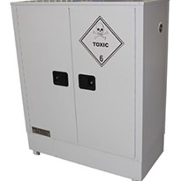 Dangerous Goods Storage | Toxic Substance Storage | 160 Litre