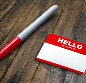 'Hello, my name is…' should be the starting point of all healthcare
