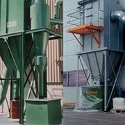 Filtaire Bottom Removal Dust Collector
