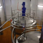 Stainless Steel Milk/Dairy Tanks