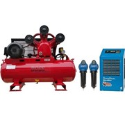 43CFM/ 10HP Air Compressor Clean Air Package - BC43-160LK