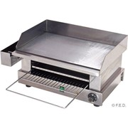 F.E.D Benchstar 430x350mm Electric Griddle Toaster | EG-605A