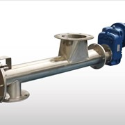 Stainless Steel Food Grade Tubular Screw Conveyor | TXF
