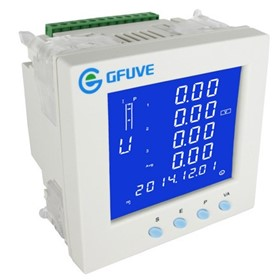 Digital Ethernet Power Meter with Data Logger - FU2200A