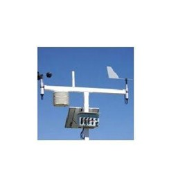 Lockable Weather Station Housing – Sunshade Sun20 & Sun12