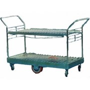 2-Tier Industrial Quality Trolley