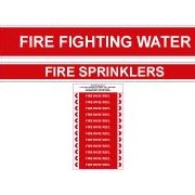 Pipe Markers, Safety Signs & Safety Labels on Sale