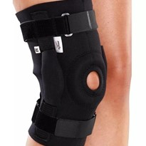 Tynor Hinged Knee Wrap - Neoprene