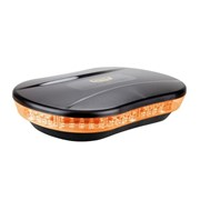 LED Safety Lights Amber Safety Beacon RLB250MY Low Profile Light Bar,